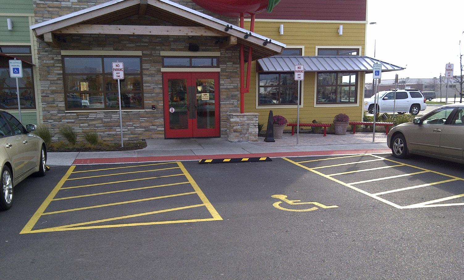 Dawnwillow craigslist parking lot hj